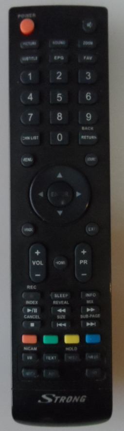 RC/STRONG/32HX1001 ORIGINAL REMOTE CONTROL for, STRONG 32HX1001