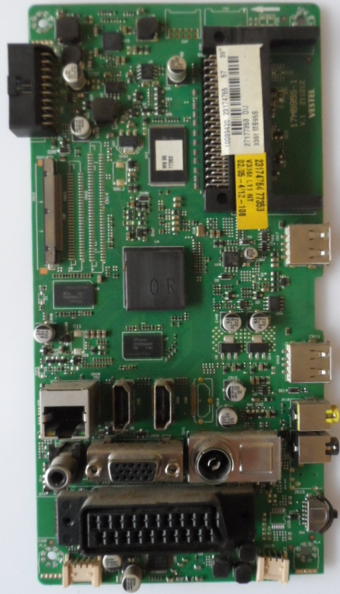 17MB95S-1/39INC/NEO/1 MAIN BOARD ,17MB95S-1, for 39 inc DISPLAY  ,10089420,23174765,27177353,