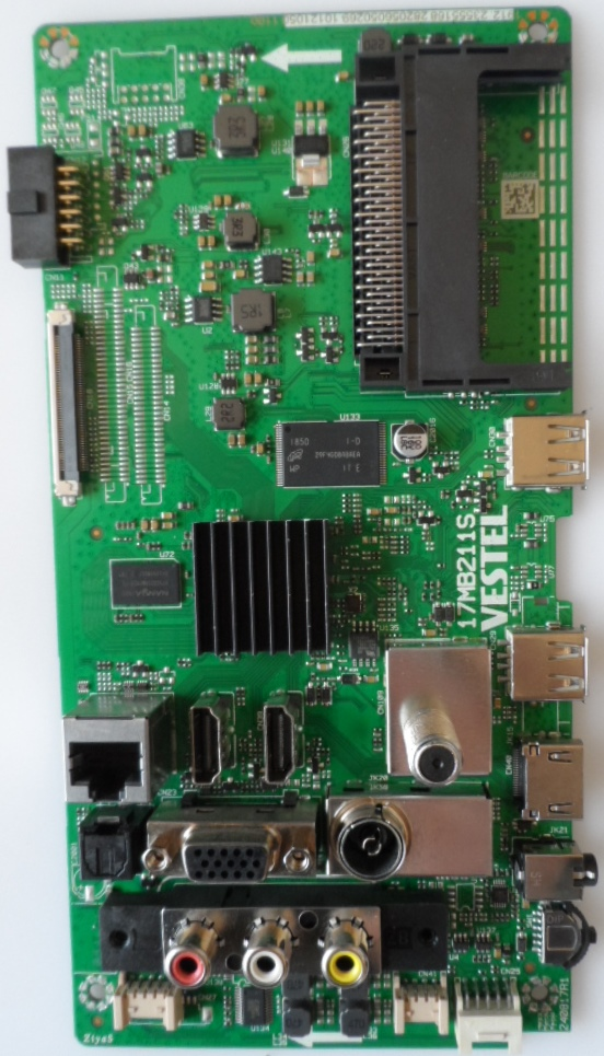 17MB211S/32INC/JVC/1 MAIN BOARD ,17MB211 , for 32inc DISPLAY ,1912,23555168,282056050269,10121050,1190,240817R1,