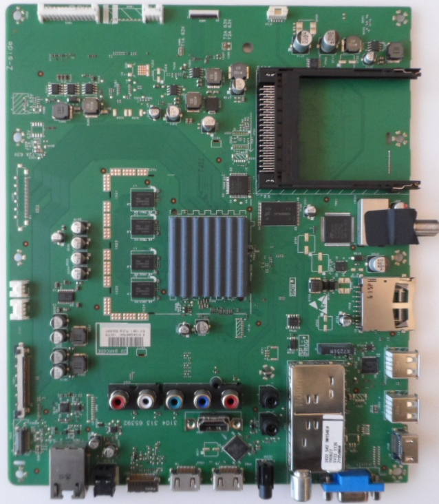 MB/46INC/PH/46PFL9706 MAIN BOARD ,3104 313 65392,310432867641, for PHILIPS 46PFL9706K/12