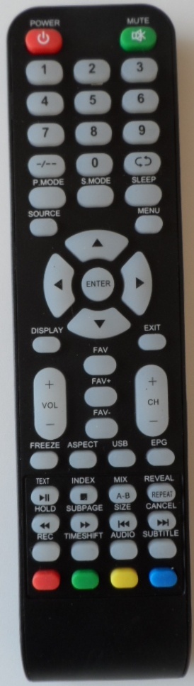 RC/SANG/L1936N ORIGINAL REMOTE CONTROL for SANG L1936N SANG L2436N
