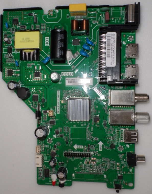 MB/TP.MS3636T.PB757/OK MAIN BOARD ,TP.MS3663T.PB751, for OK. ODL32653HS-TB,