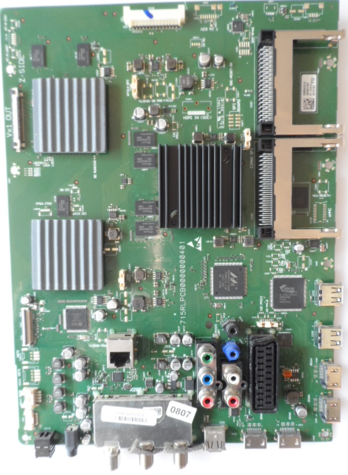 MB/49INC/PH/49PUS7909 MAIN BOARD ,715RLPCB0000000401, for PHILIPS 49PUS7909/12