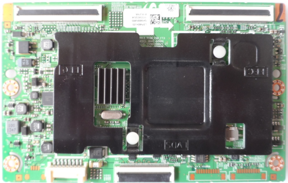 TCON/BN95-01133A/SAM/46F6500 TCon BOARD, BN95-01133A, BN41-02069,2013_TCON_FOX_FT3, for SAMSUNG UE46F6500