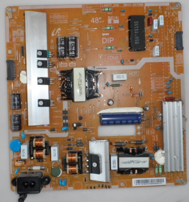PB/BN44-00709B/SAM/48H6400 POWER BOARD ,BN44-00709B,L48X1T_EHS, for SAMSUNG UE48H6400