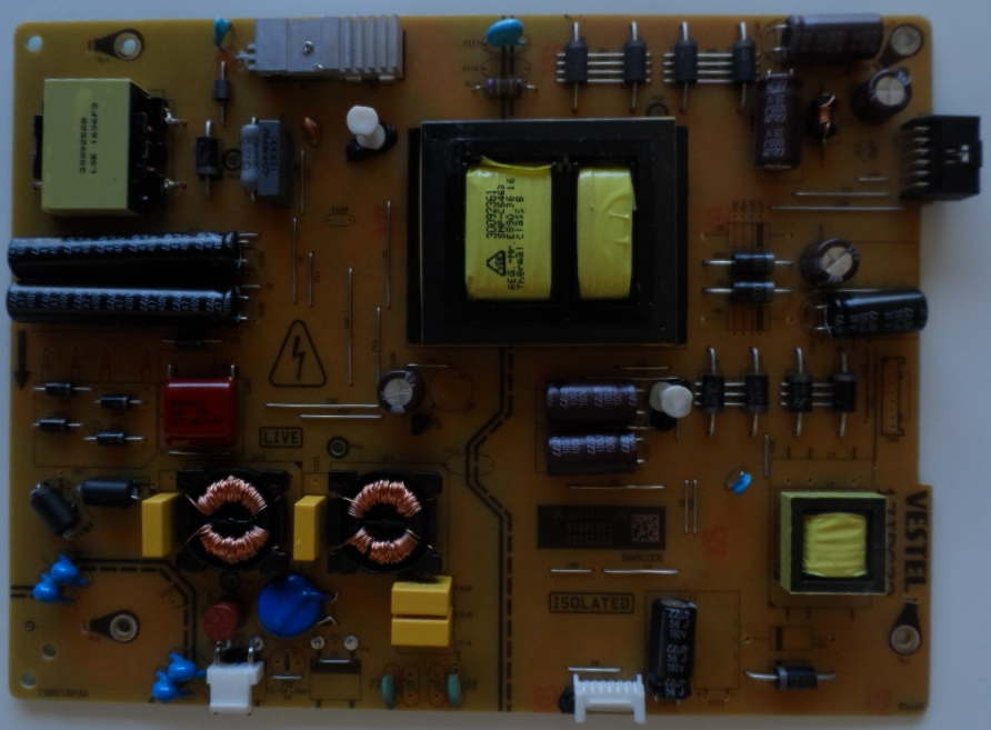 17IPS72/49INC/JVC/UHD POWER BOARD ,17IPS72, for 49 inc DISPLAY ,27944641,23383402,