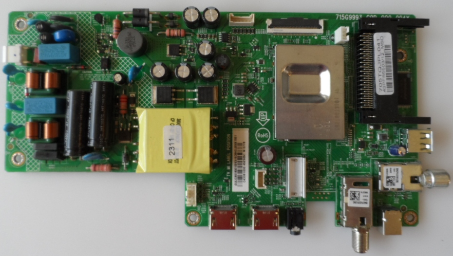 MB/43INC/PH/43PFS5503 MAIN BOARD ,715G9993-C0D-000-004Y, for ,PHILIPS 43PFS5503/12M