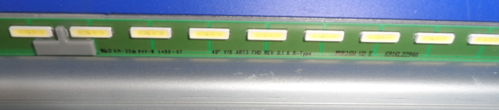 LB/49INC/LG/LC490EUE LED BACKLAIHT ,6916L2294A,6916L2293A,49
