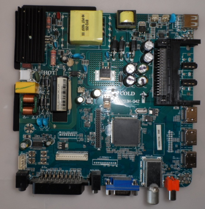 MB/CV9203H-Q42/STARLIGHT MAIN BOARD ,CV9203H-Q42 , for ,STARLIGHT,32DM2000,