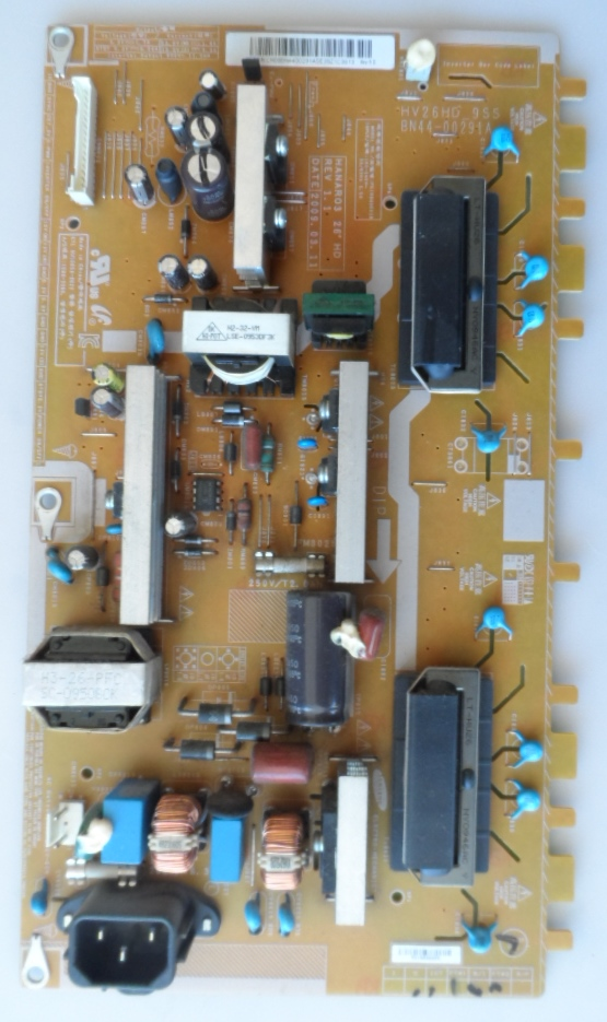 PB/BN44-00291A/SAM/26B350 POWER BOARD, BN44-00291A,  for, SAMSUNG, LE26B350,