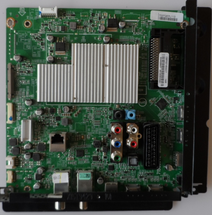 MB/40INC/PH/40PUS6809/12 MAIN BOARD ,715G6842-M0C-000-005N for, PHILIPS 40PUS6809/12,