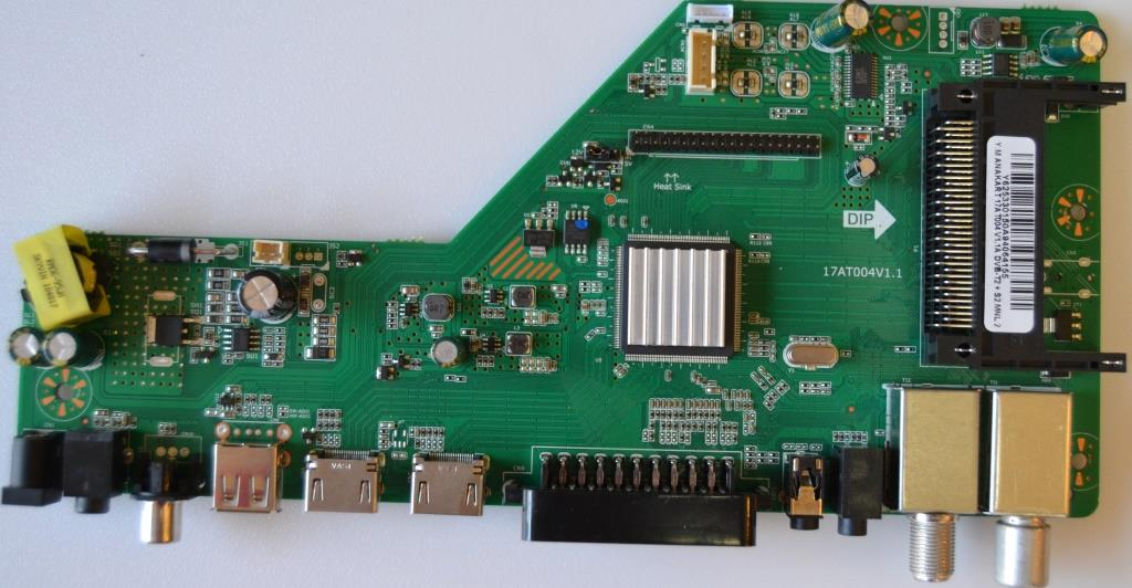 MB/17AT004V1.1/AXEN MAIN BOARD ,17AT004V1.1 for ,AXEN AX32DAL04/0203,