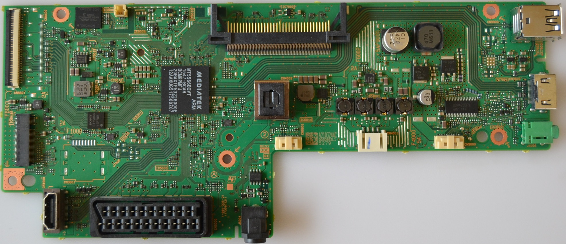 MB/SONY/32RD430 MAIN BOARD ,1-980-335-21,173587121,  for, SONY KDL-32RD430,