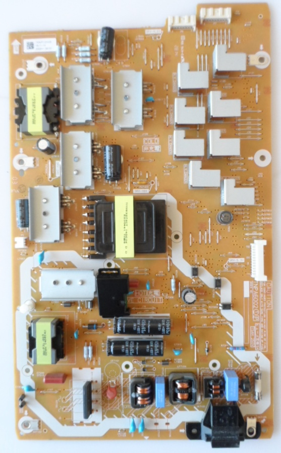 PB/55INC/PAN/55AS640 POWER BOARD ,TNPA6002 1 P,TXN/P1DNVB,for ,PANASONIC TX-55AS640E,