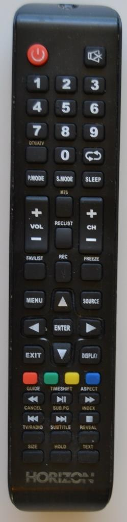 RC/HOR/32HL5320 ORIGINAL REMOTE CONTROL for, HORIZON 32HL5320h