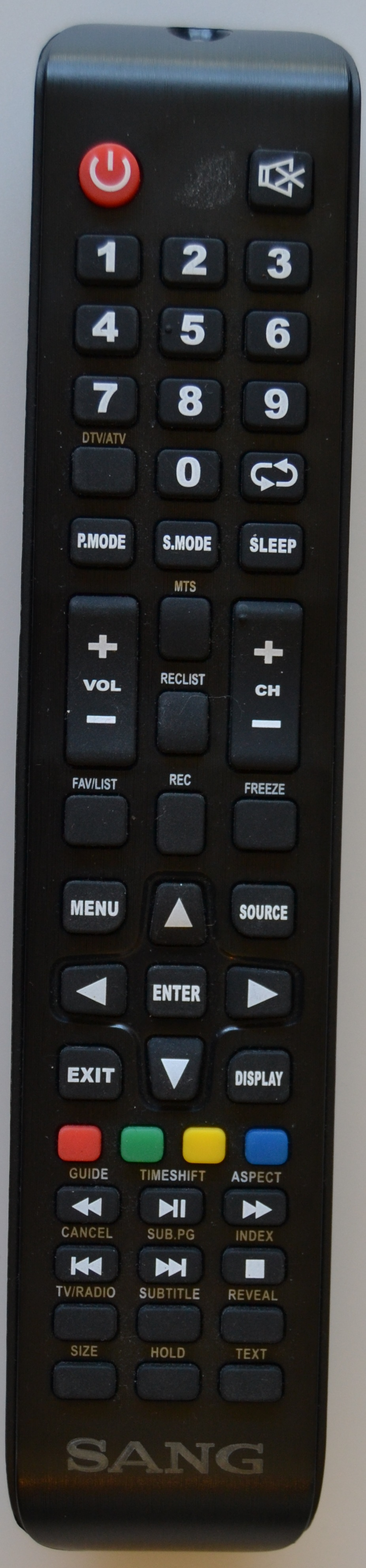 RC/SANG/32Z10 ORIGINAL REMOTE CONTROL for SANG LE-32z10 LED TV