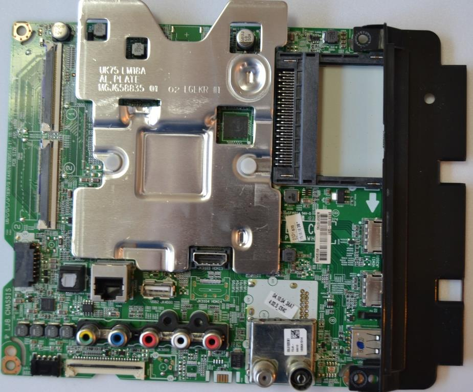 MB/LG/43UK6470 MAIN BOARD  ,EAX67872805(1.1) ,for LG 43UK6470PLC,