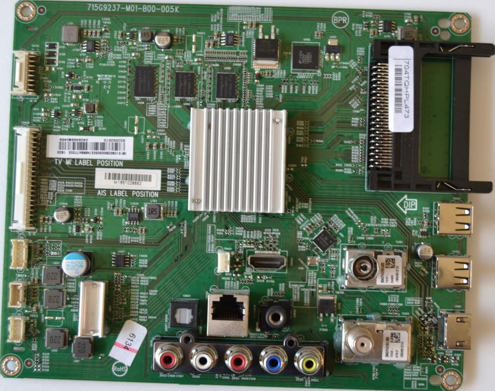 MB/32INC/PH/32FS5803 MAIN BOARD ,715G9237-M01-B00-005K, for PHILIPS 32PFS5803/12