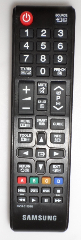 RC/SAM/BN59-01199G ORIGINAL  REMOTE CONTROL ,BN59-01199G, for SAMSUNG TV