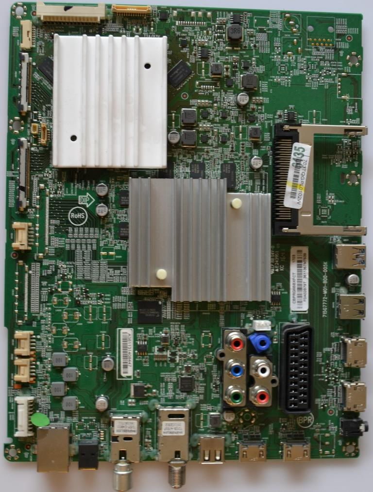 MB/49INC/PH/49PUS6561 MAIN BOARD ,715G7772-M01-B00-005K,703TQGPL0102W, for PHILIPS 49PUS6561/12