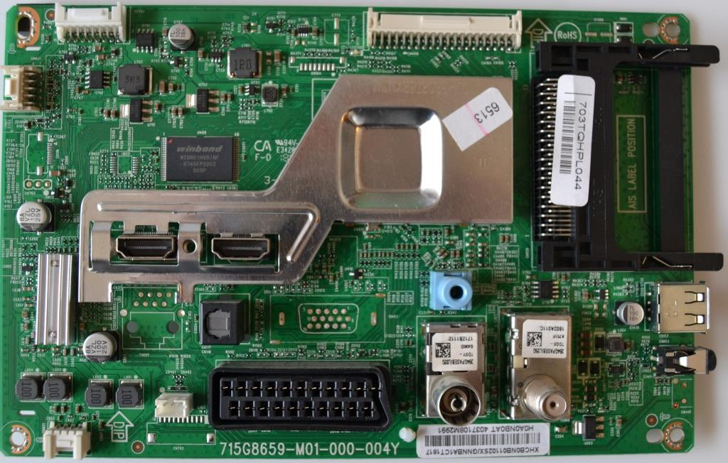 MB/32INC/PH/32PHS4132 MAIN BOARD ,715G8659-M01-000-004Y, for ,PHILIPS 32PHS4132/12,