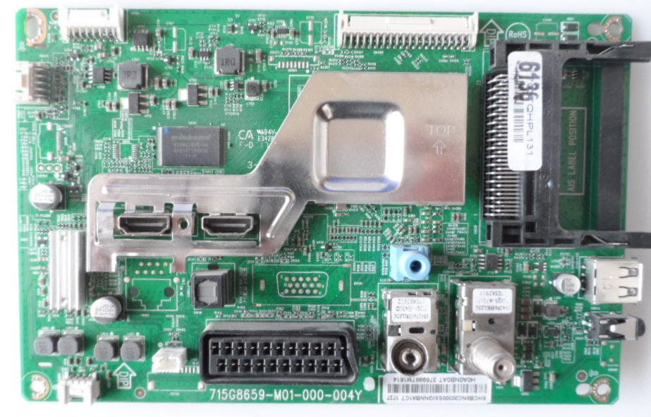 MB/32INC/PH/32PHS4032 MAIN BOARD ,715G8659-M01-000-004Y, for ,PHILIPS 32PHS4032/12,
