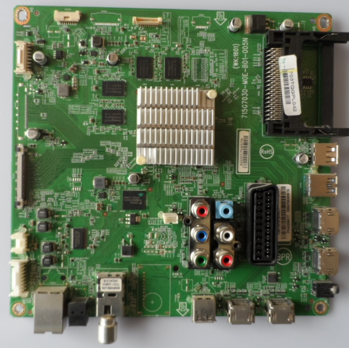 MB/49INC/PH/49PFH5501 MAIN BOARD ,715G7030-M0E-B01-005N, for, PHILIPS 49PFH5501/88,