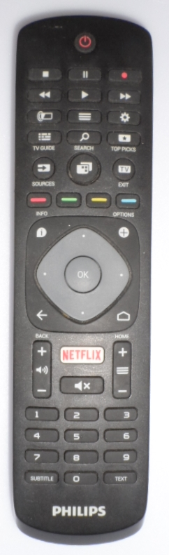 RC/PH/49PFH5501 ORIGINAL  REMOTE CONTROL  for PHILIPS 49PFH5501/88