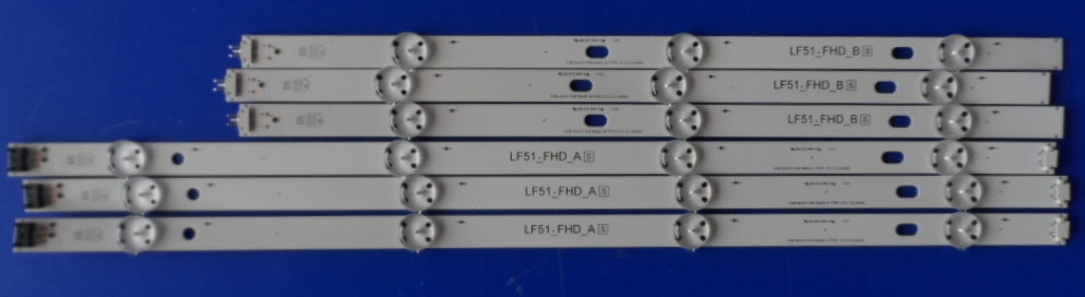 LB/43INC/LG/43LF510 LED BACKLAIHT  ,LF51_FHD_A,LF51_FHD_A,COB 43LF51 FHD Rev02 A-TYPE,COB 43LF51 FHD Rev02 B-TYPE,