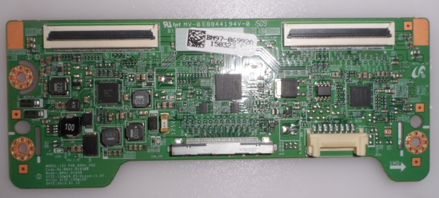 TCON/13Y FHD 60HZ_V02 /SAM/32H5303 TCon BOARD ,13Y FHD 60Hz_V02, for SAMSUNG UE32H5303