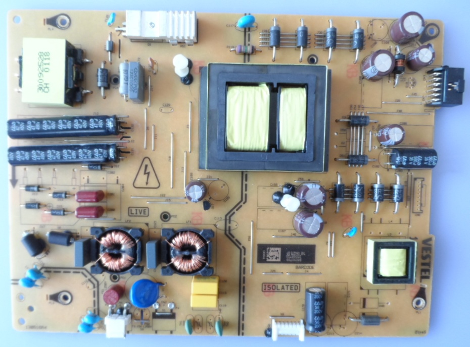 17IPS72/55INC/VES/JVC POWER BOARD ,17IPS72, for 55 inc DISPLAY ,28030769,23395729,