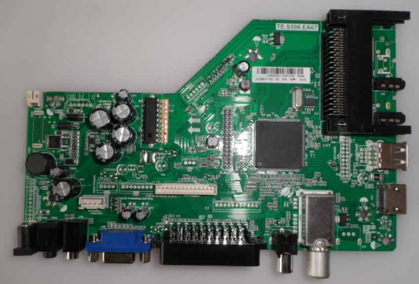 MB/TE.S506.EA67/STARLIGHT/24 MAIN BOARD, TE.S506.EA67  for ,STARLIGHT,24DM3500,
