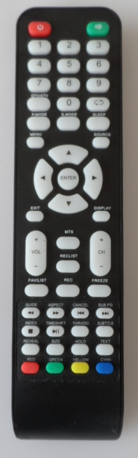 RC/STARLIGHT/24DM3500 ORIGINAL REMOTE CONTROL for, STARLIGHT 24DM3500,