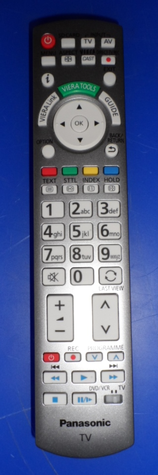 RC/N2QAYB/PAN/1  REMOTE CONTROL, N2QAYB000504, for ,PANASONIC ,