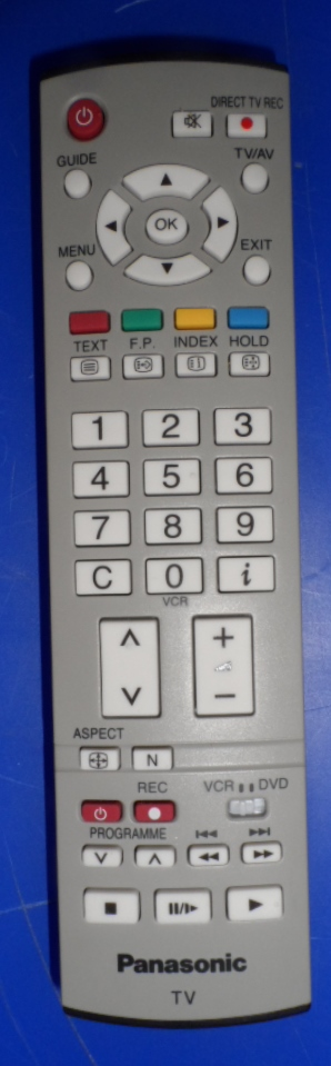 RC/EUR765/PAN  REMOTE CONTROL, EUR7651090, for ,PANASONIC ,