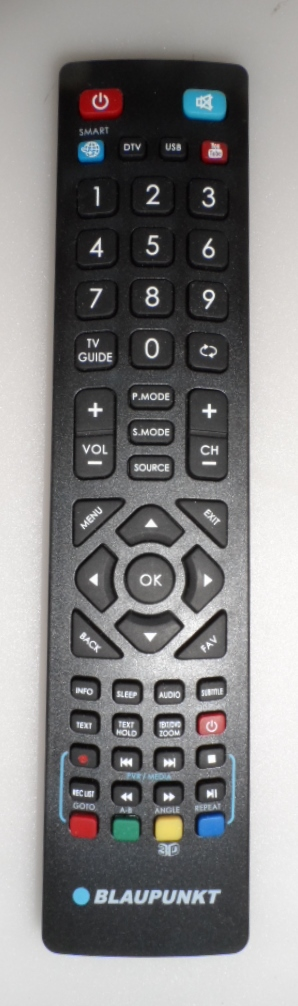 RC/BLAUPUNKT/DH1605104074  ORIGINAL  REMOTE CONTROL , DH1605104074, for BLAUPUNKT