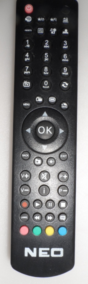 RC/1910/NEO/VES  REMOTE CONTROL, RC1910, for, NEO,  LED ,TV ,
