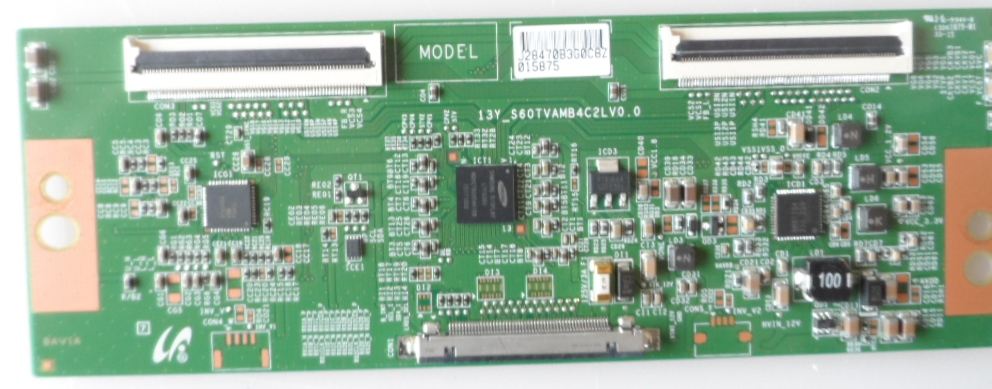 TCON/13Y_S60TVAMB/SAM/PHIL TCon BOARD ,13Y_S60TVAMB4C2LV0.0 ,for PHILIPS 40PFL3008H/12