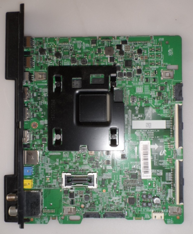 MB/BN94-12469M/SAM/49MU6655 MAIN BOARD ,BN94-12469M,BN41-02568B, for, SAMSUNG ,UE49MU6655.