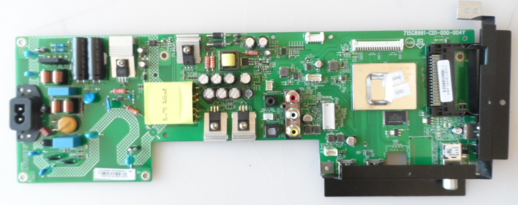 MB/43INC/PH/43PFT4112/12 MAIN BOARD ,715G8991-C01-000-004Y, for ,PHILIPS 43PFT4112/12,